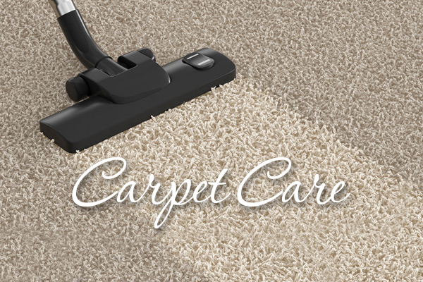 Carpet Care
